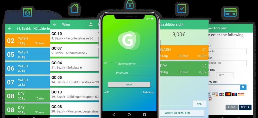 App GreenClean 18