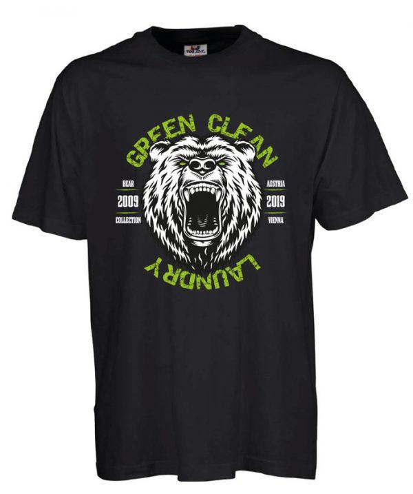 t-shirt Mann