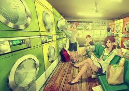 Wieso eigentlich im Waschsalon waschen?
