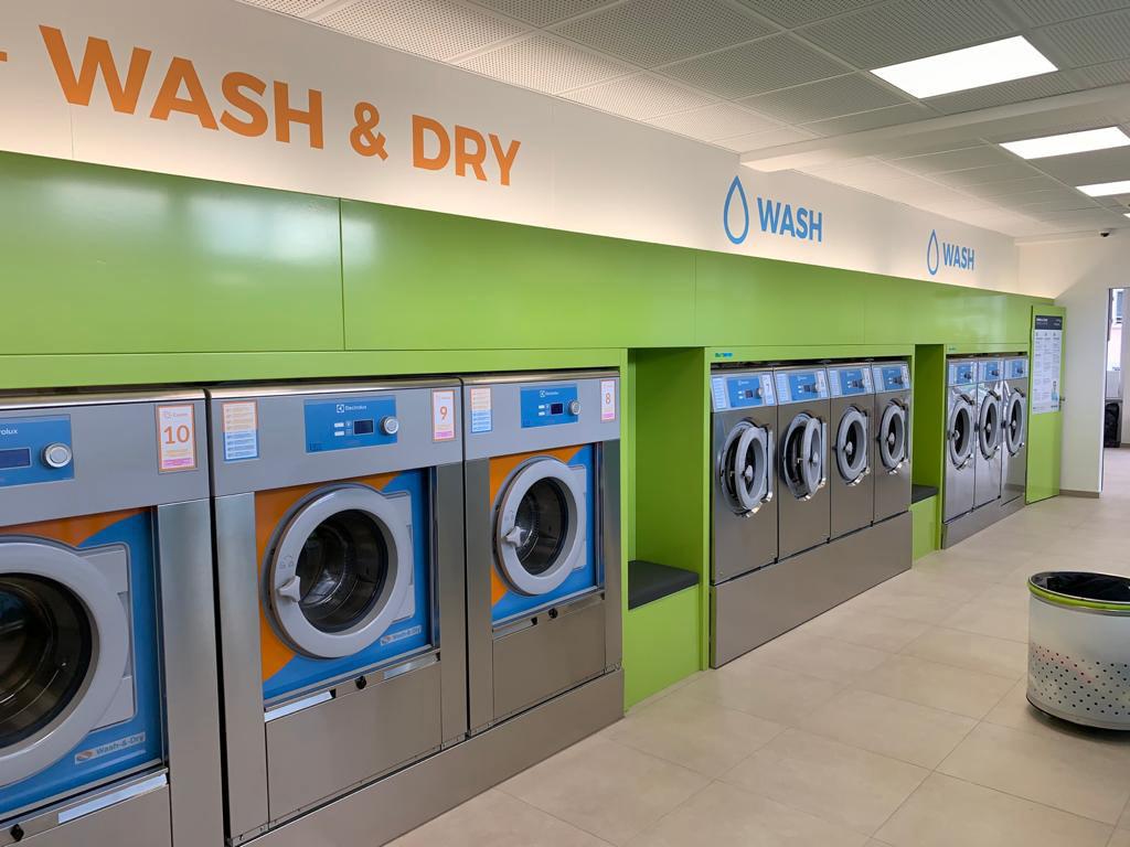 Sauber Waschen